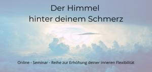Der Himmel hinter deinem Schmerz(3)